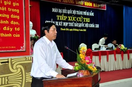 Những hình ảnh cuối cùng của ông Nguyễn Bá Thanh trên báo chí 10