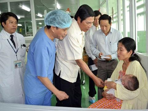 Những bức ảnh ấn tượng về ông Nguyễn Bá Thanh 9