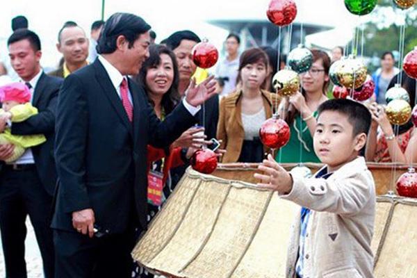 Những bức ảnh ấn tượng về ông Nguyễn Bá Thanh 5
