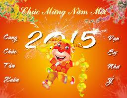 Tin nhắn chúc Tết Nguyên Đán 2015 hay và ý nghĩa nhất