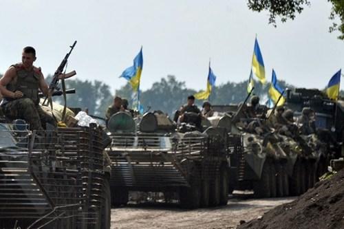 Obama sẽ có toàn quyền viện trợ quân sự cho Ukraine 5