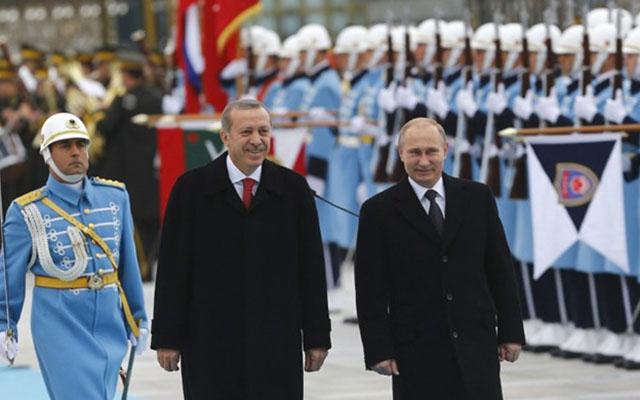 Tại sao Putin thăm chính thức Ai Cập? 5