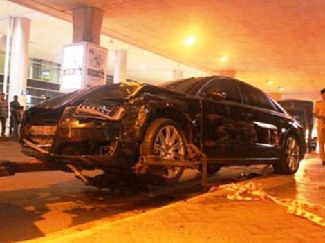 Vụ xe Audi đi đón Hồ Ngọc Hà đâm 11 người thương vong: Chuyển công an TP.HCM xử lý 5
