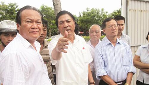 Những bức ảnh giản dị về ông Nguyễn Bá Thanh với người dân Đà Nẵng 8