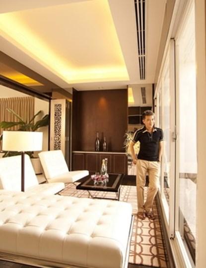 Đột nhập penthouse 5 triệu USD của Đàm Vĩnh Hưng 9