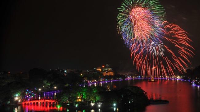 Hà Nội sẵn sàng cho đêm pháo hoa đón năm mới Ất Mùi 4