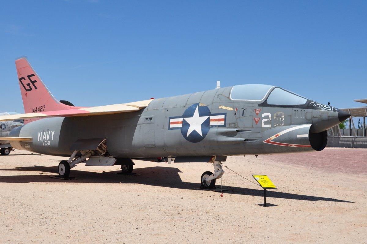Phi công Mỹ kể lại lần thoát chết khi gặp máy bay Mig Việt Nam 5