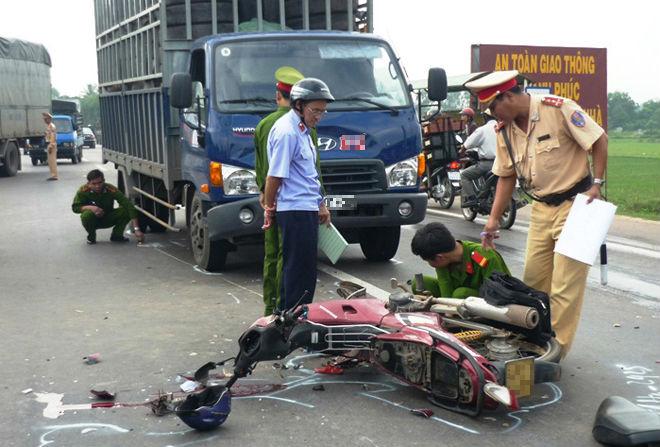Trong ngày mùng 1 Tết có 19 người tử vong do tai nạn giao thông 5