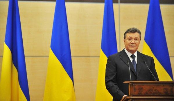 Cựu Tổng thống Victor Yanukovych sẽ trở về Ukraine ngay khi có thể 5