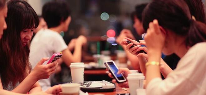 Nomophobia - hội chứng sợ hãi khi không có điện thoại 5