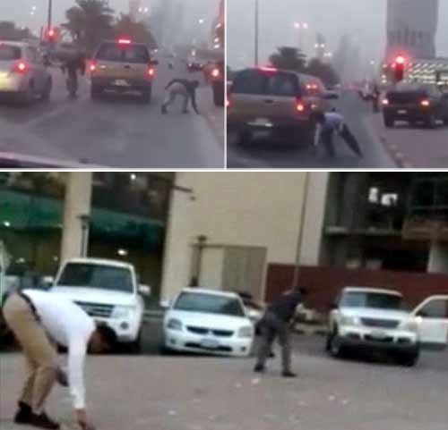 Đường phố Dubai hỗn loạn vì 'cơn mưa' 17 tỷ tiền mặt 4