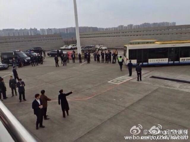 Trung Quốc: Máy bay hạ cánh khẩn cấp do cảnh báo có bom 4