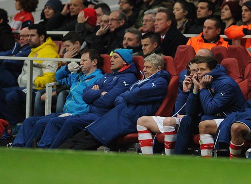 Wenger nói gì khi Arsenal thua sốc AS Monaco? 6