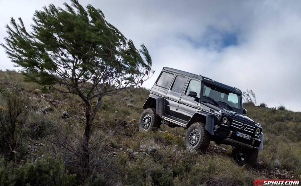 Toàn bộ SUV của Mercedes sẽ được nâng cấp trong năm 2015 6