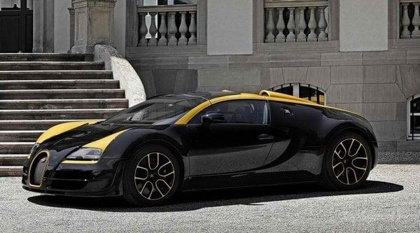 Chiếc Bugatti Veyron cuối cùng đã tìm được chủ nhân 5