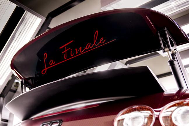 Chiếc Bugatti Veyron cuối cùng đã tìm được chủ nhân 6