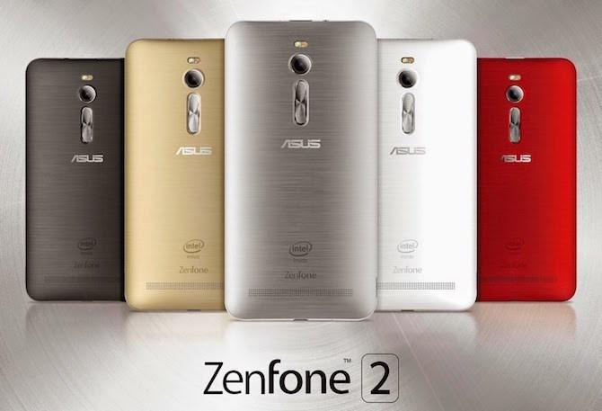 Zenfone 2 vượt mặt các đối thủ trở thành smartphone mạnh nhất 7