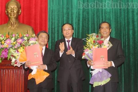 Bổ nhiệm nhiều vị trí quan trọng của Trung ương Đảng 4