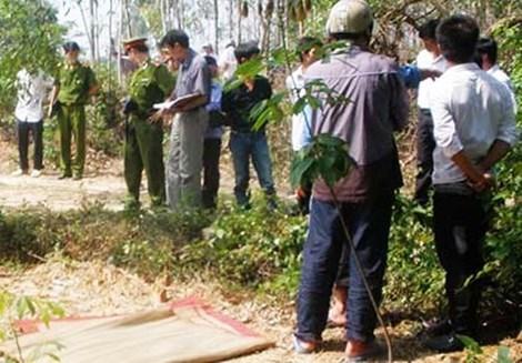Cô gái bị đốt xác trong rừng tràm: Lời khai của nghi can 5