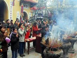 Những sai lầm khi đi lễ chùa ngày đầu năm 4