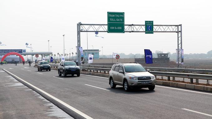 Hình ảnh Kỹ năng lái xe an toàn trên đường cao tốc số 1