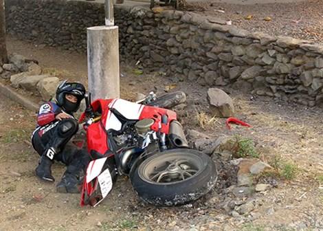 Tìm hiểu Ducati 1199 Panigale, siêu xe trong vụ tai nạn với đoàn xe motor 5