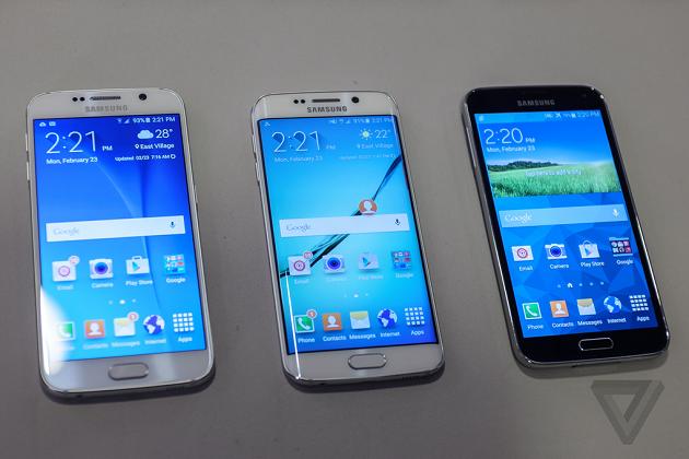 Hình ảnh Samsung Galaxy S6 và Galaxy S6 Edge ra mắt với nhiều điểm mới cực ấn tượng số 2