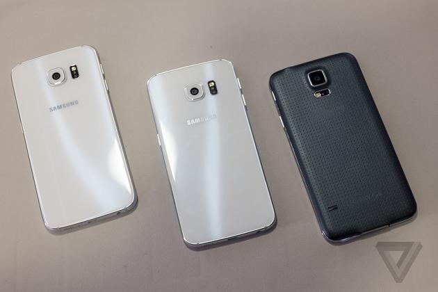 Hình ảnh Samsung Galaxy S6 và Galaxy S6 Edge ra mắt với nhiều điểm mới cực ấn tượng số 12