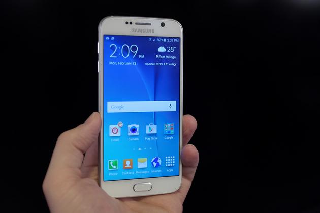 Hình ảnh Samsung Galaxy S6 và Galaxy S6 Edge ra mắt với nhiều điểm mới cực ấn tượng số 9