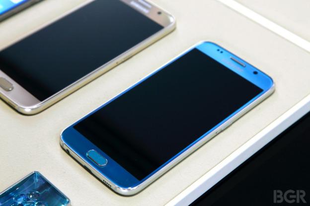 Hình ảnh Samsung Galaxy S6 và Galaxy S6 Edge ra mắt với nhiều điểm mới cực ấn tượng số 3
