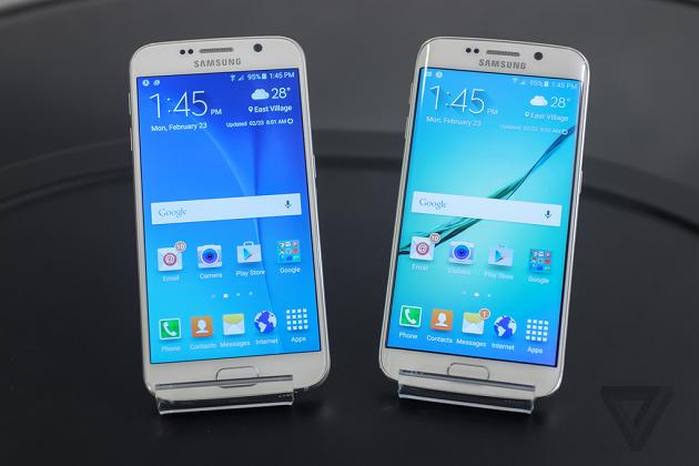 Hình ảnh Samsung Galaxy S6 và Galaxy S6 Edge ra mắt với nhiều điểm mới cực ấn tượng số 1
