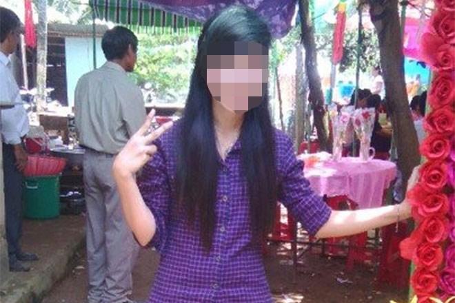 Nữ sinh lớp 7 mất tích cùng trai làng 4