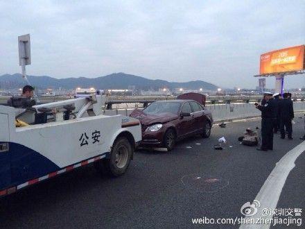 Ô tô mất lái đâm loạn tại sân bay Trung Quốc, 32 người thương vong 7