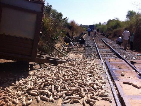 Tai nạn nghiêm trọng, đường sắt Bắc - Nam tê liệt 5