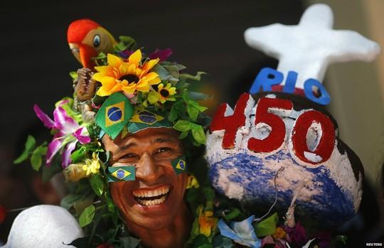 Tròn mắt với chiếc bánh sinh nhật dài 450 mét ở Brazil 8