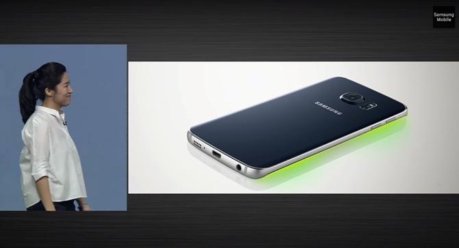 9 tính năng vượt trội của Samsung Galaxy S6 edge 6