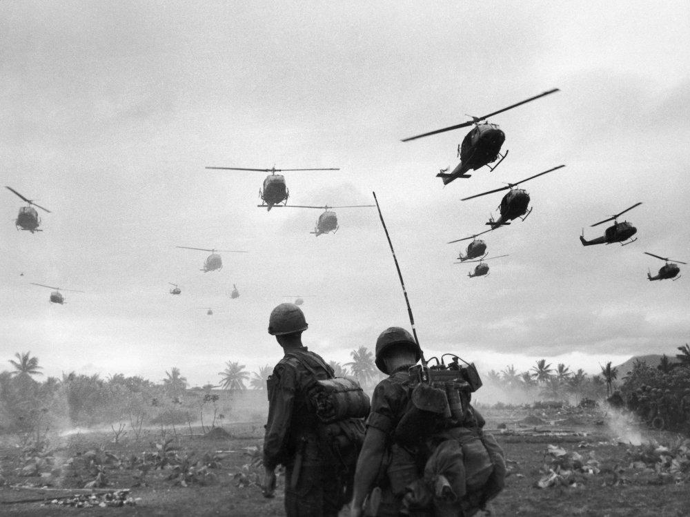 Báo Nga đăng ảnh chiến tranh Việt Nam 50 năm trước 5