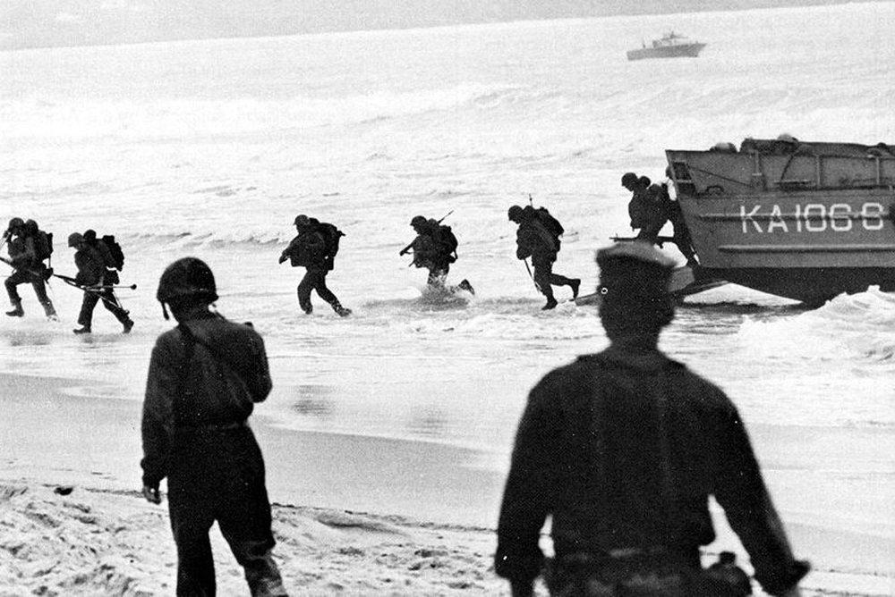 Báo Nga đăng ảnh chiến tranh Việt Nam 50 năm trước 12