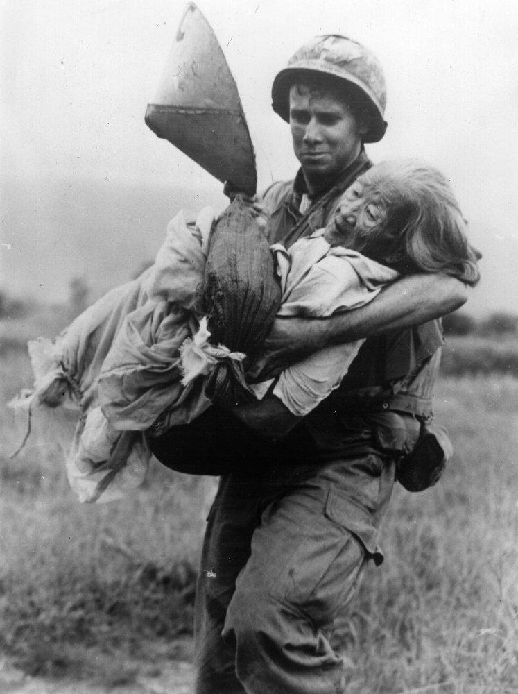 Báo Nga đăng ảnh chiến tranh Việt Nam 50 năm trước 13