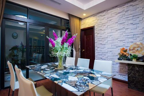 Hình ảnh Bên trong căn hộ cao cấp của Á hậu Huyền My số 2