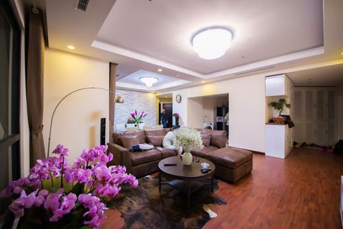 Hình ảnh Bên trong căn hộ cao cấp của Á hậu Huyền My số 1