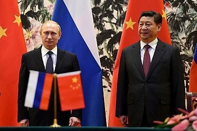 Trò chơi quyền lực với Mỹ: Nga - Trung 'đồng sàng dị mộng' 6