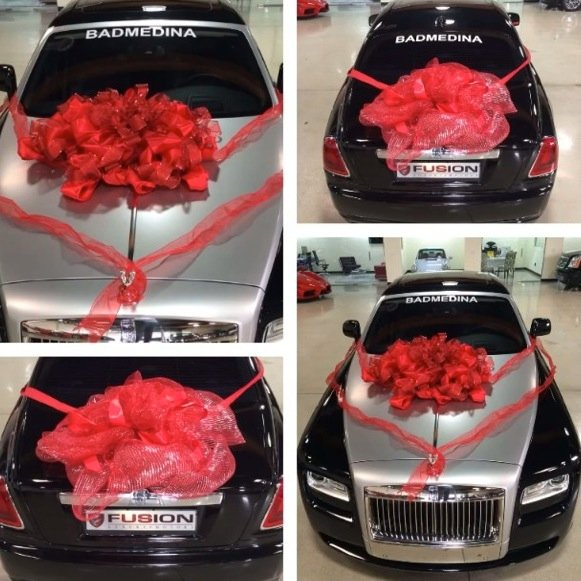 """Đại gia """"bạo tay"""" mua siêu xe Rolls-Royce tặng con gái 14 tuổi 6"""
