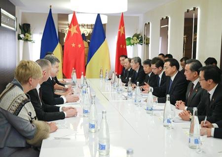 """Khủng hoảng Ukraine khiến Trung Quốc """"ngư ông đắc lợi"""" 5"""