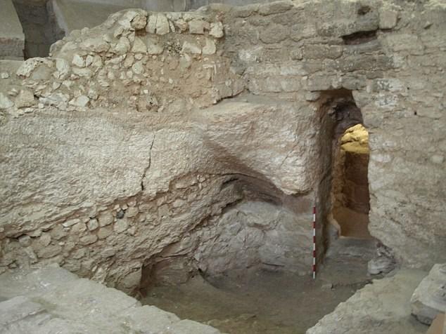 Phát hiện ngôi nhà cổ nơi Chúa Jesu ở lúc nhỏ 5