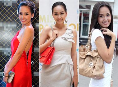 Chiêm ngưỡng gia tài đáng nể của Hoa hậu Mai Phương Thúy 14
