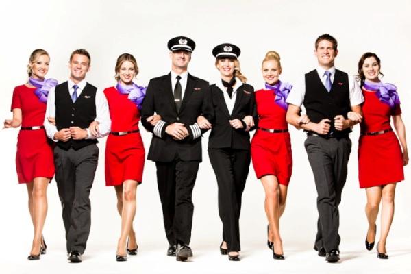Top 10 đồng phục tiếp viên hàng không đẹp, quyến rũ nhất thế giới 5