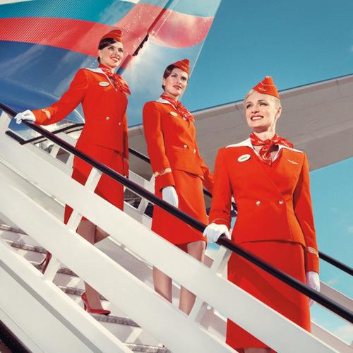 Top 10 đồng phục tiếp viên hàng không đẹp, quyến rũ nhất thế giới 7