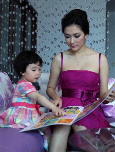 Những điều ít biết về cuộc sống hiện tại của Hoa hậu Nguyễn Thị Huyền 5