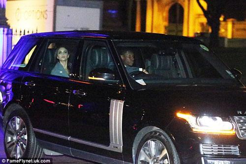Victoria nổi giận vì hành động của Beckham trong sự kiện có Hà Hồ, Tóc Tiên 7